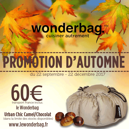 promo wonderbag urban chic